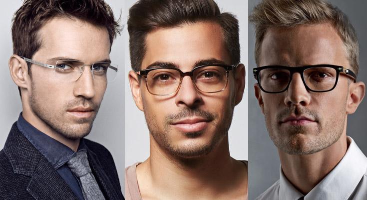 Cape Breton Optometrists - Trendy Eye Glasses and Frames for Men