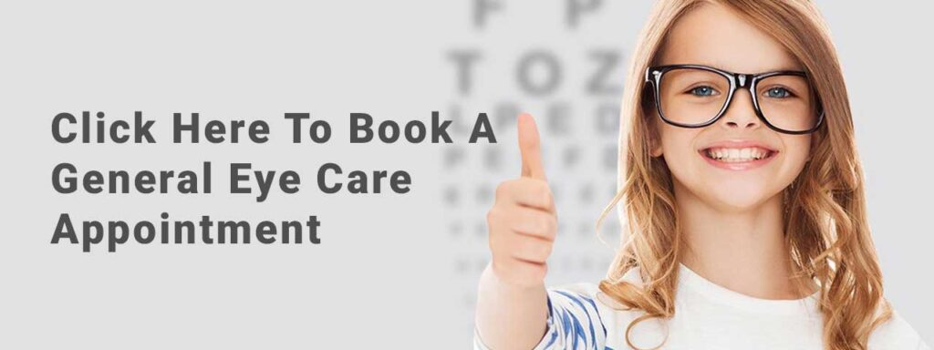 Book an Eye Appointment