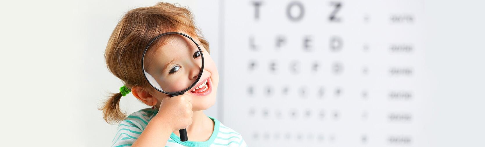 Children Eye Care Tamarind Optical Eye Screenings