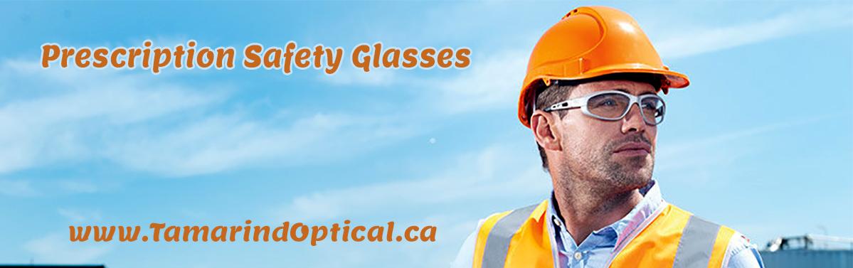 Prescription Safety Glasses Tamarind Optical